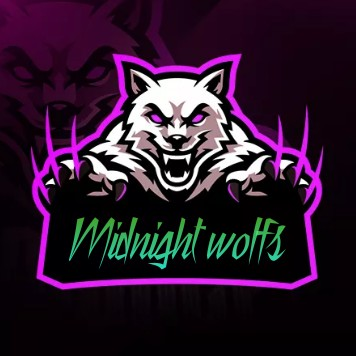 Midnight wolfs